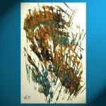 ORIGINAL Abstract 11x17 Pai..