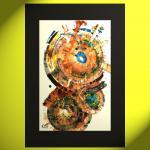 Modern Abstract Original Pa..